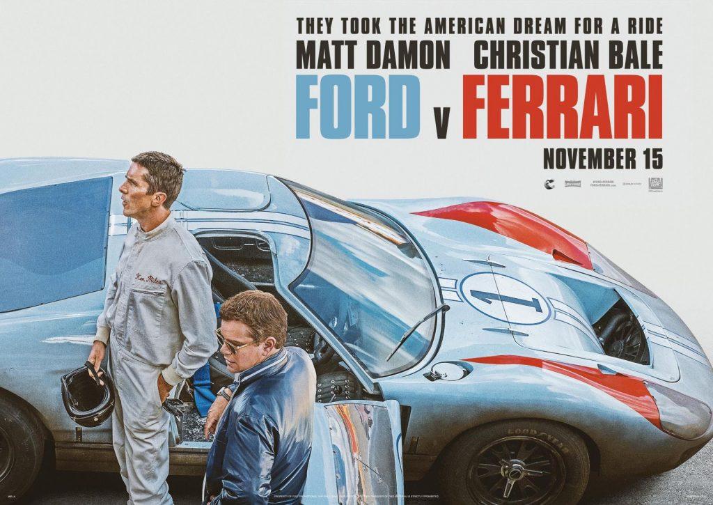 Frod V Ferrari   เรื่องราวว่าด้วยสมัยนั้นเจ้าแห่งรถแข่งอย่าง Ferrari มีผลประกาบการที่ย่ำแย่ จน Ford อยากจะเทคโอเวอร์สุดๆแต่สุดท้ายก็โดน Ferrari