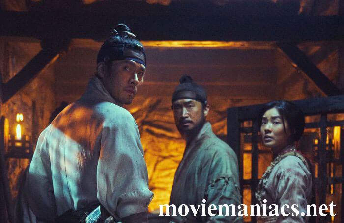 RAMPANT เป็นหนังเกาหลีซากึก(ย้อนยุค)ที่เหตุการณ์ของเรื่องจะอยู่ในยุคสมัยโชซอน ที่ประเทศเกิดความวุ่นวาย กษัตริย์ไม่เอาไหน RAMPANT
