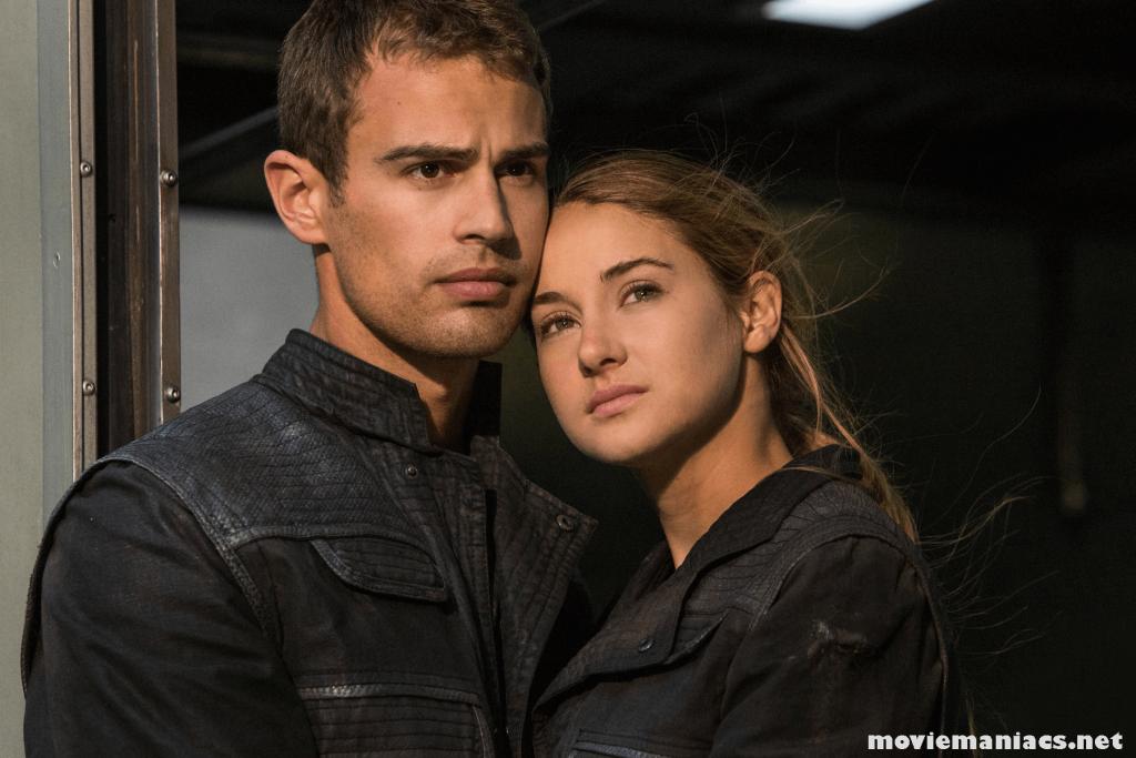 """Divergent พบกับการถ่ายทอดเรื่องราวของมนุษย์ในโลกอนาคตที่เขียนขึ้นมาจากนิยายชื่อดัง""""Divergent จงเลือกที่จะเป็นสวัสดีจ้าไหนใครในที่นี้ที่"""